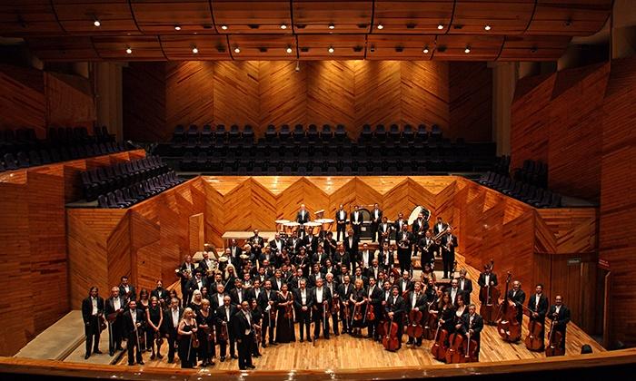 Lehman Center for the Performing Arts - Lehman Center for the Performing Arts: Orquesta Sinfónica del Estado de México or Tango Buenos Aires at Lehman Center for the Performing Arts (Up to 31% Off)