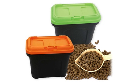 $25 for Pet Food Container Don't Pay $49