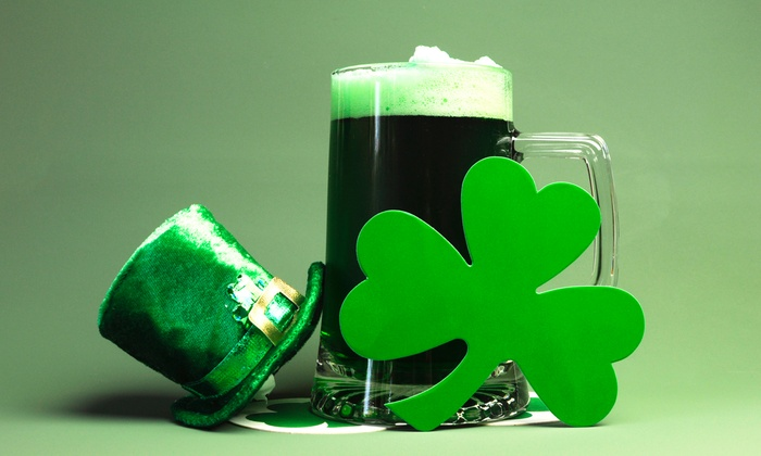 St Patty's Party at Harley-Davidson Cafe - The Strip: $39 for a St. Patty's Day Party Wristband with Unlimited Drinks at Harley-Davidson Cafe ($70 Value)