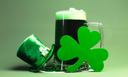 St. Patrick's Day Irish Craft Beer Festival at Arizona Event Center for One or Two on March 17 at Noon (Up to 54% Off)