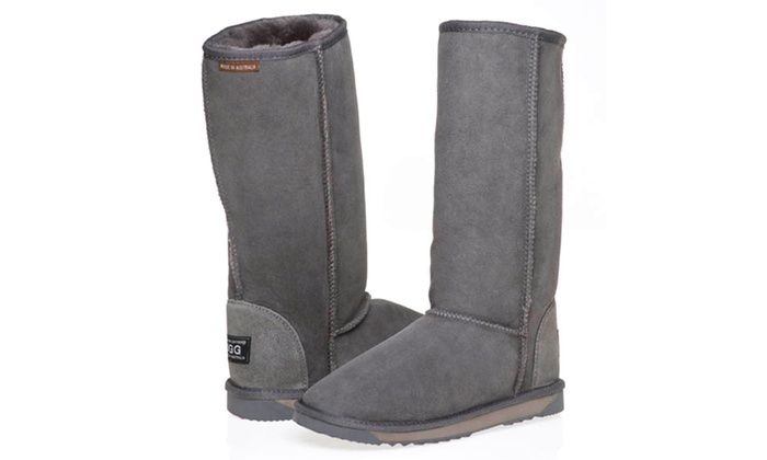 1a28440cc16 Australian Leather Tall UGG Boots | Groupon Goods