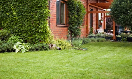 $49 for Lawn Fertilizer, Weed-Control, and Crabgrass Treatment from Weed Man ($200 Value)