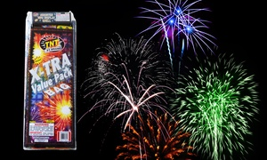 TNT Fireworks: Fireworks Bundle at TNT Fireworks (70% Off)