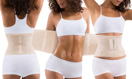 Women's Neoprene Sauna Waist Trimmer Trainer
