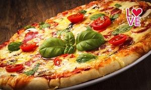 RISTORANTE PIZZERIA COZZERIA ALBERONI: Menu pizza con birra per 2 o 4 persone al Ristorante Pizzeria Cozzeria Alberoni (sconto fino a 67%)