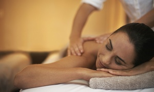 BodyWorks For You: 60-Minute Therapeutic Massage and Consultation from BodyWorks For You (53% Off)