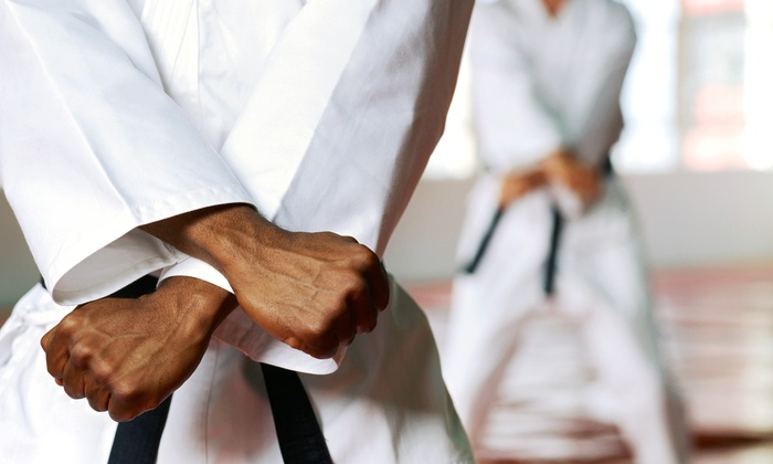 Shaolin Self Defense Center - Multiple Locations: $35 for One Month of Martial Arts Classes With Uniform and T-Shirt at Shaolin Self Defense Center ($70 Value)