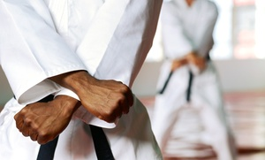 Shaolin Self Defense Center: $79 for One Month of Martial Arts Classes With Uniform and T-Shirt ($195 Value)