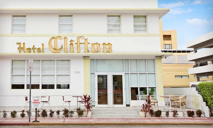 Clifton South Beach - Miami: Stay at Clifton South Beach in Miami Beach, FL