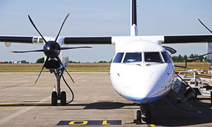 California Falcon Aviation - La Verne: $71 for $165 Worth of Pilot-License Classes — Californai falcon Aviation