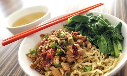 Chop Chop Noodle & Salad Bar