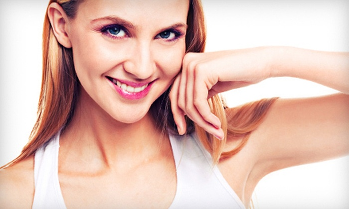 Laser Center of Milford - Multiple Locations: $99 for Three Laser Hair-Removal Treatments on a Small Area at Laser Center of Milford (Up to $585 Value)