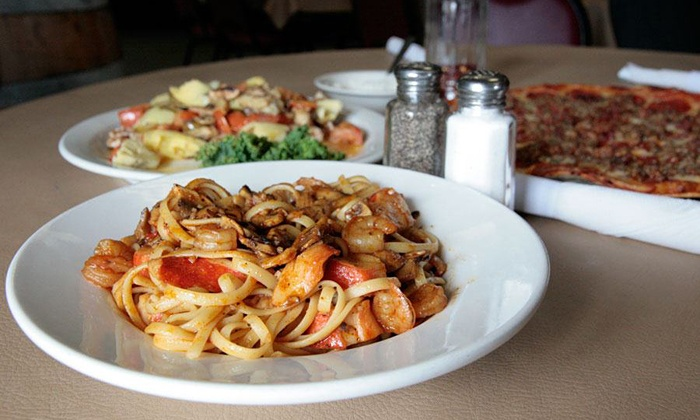 Cafe Palermo - Pacific: $15 for $30 Worth of Italian Food at Cafe Palermo