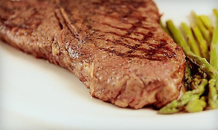 Austin's Wood Fire Grill - Brecksville: $25 for $50 Worth of Steak-House Cuisine at Austin's Wood Fire Grill