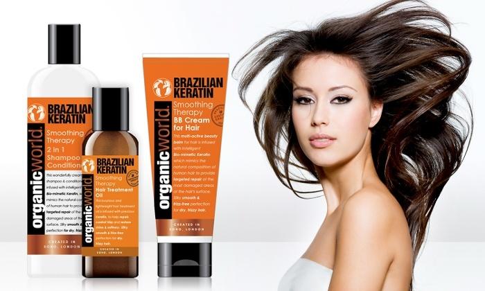 La keratine pour les cheveux