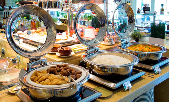 Lunch or Themed Dinner Buffet for Up to Six at Horizon at Rotana Khalidiyah Palace Rayhaan (Up to 57% Off)