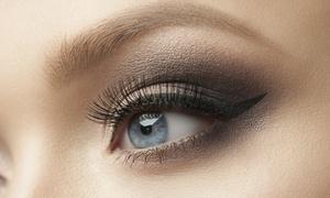 The Look Salon & Blow Dry Bar: Full Set of Eyelash Extensions at The Look Salon & Blow Dry Bar (64% Off)