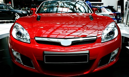 Interior and Exterior Detailing for a Small Car, SUV, or Truck from Gloss Mobile Detailing (Up to 72% Off)