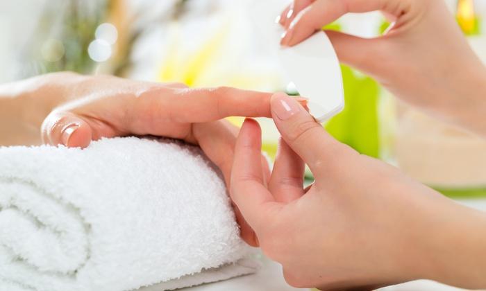 Organic Nails & Spa