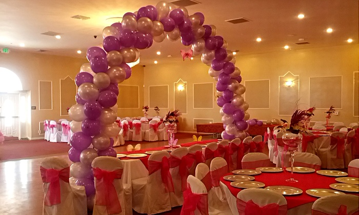 Angeleno Banquet Hall - Van Nuys: Friday or Sunday Venue Rental at Angeleno Banquet Hall (50% Off). Three Options Available.