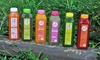 18Karrots Cold-Press Juice Cleanse and Detox: 18Karrots Cold-Press Juice Cleanse and Detox