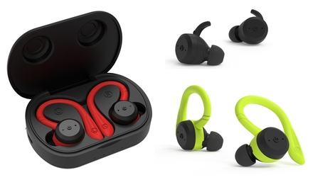 Auriculares Soundflowinalámbricos Bluetooth con estuche
