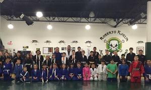 Roberto Kaelin's Mixed Martial Arts Academy: 10 Martial Arts Classes at Roberto Kaelin's Martial Arts (55% Off)