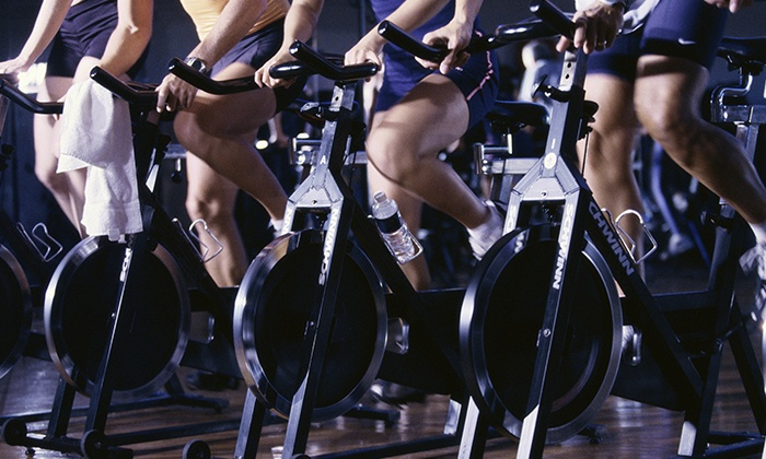 Cycle Cross Spin Boutique - Park Ridge: 5, 10, or 20 Spin Classes at Cycle Cross Spin Boutique (Up to 56% Off)