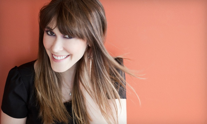 Sparrow Salon - Nashville-Davidson metropolitan government (balance): Cut, Condition, and Style with Optional Color or Highlights at Sparrow Salon (Up to 61% Off). Four Options Available.