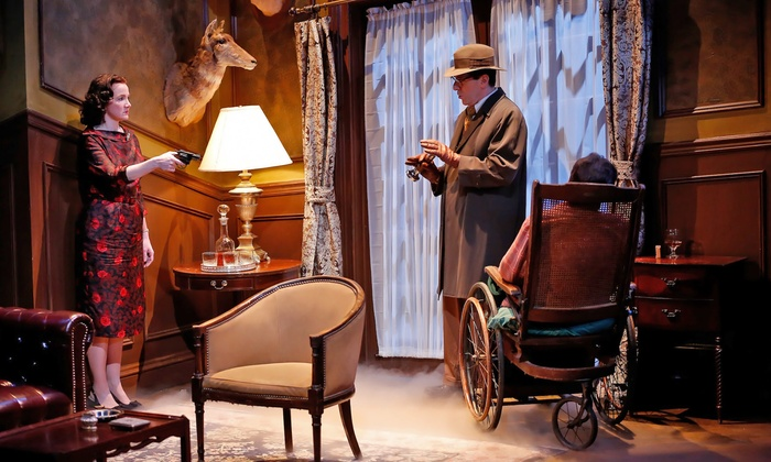 "Agatha Christie's ""The Unexpected Guest"" - Clurman Theatre: Agatha Christie's ""The Unexpected Guest"" at Clurman Theatre on Wednesdays–Sundays Through May 10 (Up to 20% Off)"