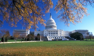 Up to 52% Off All-Day Bus Tour of DC at DC Trails, plus 6.0% Cash Back from Ebates.