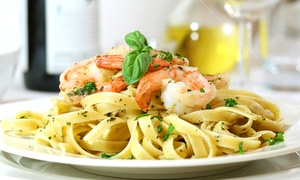 Ristorante Bella Vita: $24 for $40 Worth of Italian Dinner for Two or More at Ristorante Bella Vita