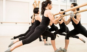 The Bar Method: $79 for One Month of Unlimited Classes at The Bar Method ($250 Value)