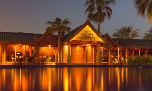 Zaap: Up to AED 300 Towards Asian Lunch or Dinner at Zaap, 5* Dubai Marine Beach Resort and Spa (Up to 51% Off)