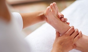 Neya Thai Massage: 45-Min Face or Foot Massage ($39) or 2 Sessions of 90-Min Pamper Pkg ($115) at Neya Thai Massage (Up to $200 Value)
