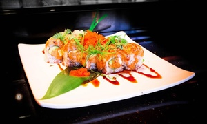 Sushi-Ko: Sushi for Dinner for Two or Four or More at Sushi Ko (Up to 39% Off)