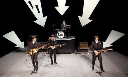 Rain: A Tribute to the Beatles at Century II Performing Arts & Convention Center on February 11 (Up to 36% Off)