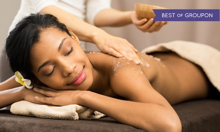 Up to 72% Off Massages and Body Scrub