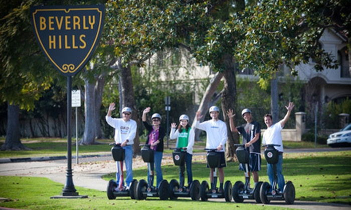 Another Side Of Los Angeles Tours - Mid-Wilshire: $49 for a Guided Segway Tour from Another Side Of Los Angeles Tours ($149 Value)