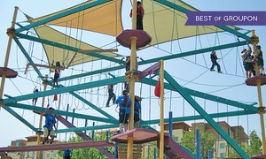 Mulligan Family Fun Center: $18 for an All-Day Play Pass at Mulligan Family Fun Center Palmdale ($29.99 Value)