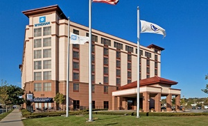 Convenient Wyndham Hotel near Boston Landmarks at Wyndham Boston Chelsea, plus 6.0% Cash Back from Ebates.