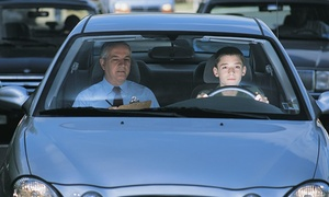 Adriano's Driving School: $50 for $100 Worth of Driver's Education Classes — Adriano's Driving School