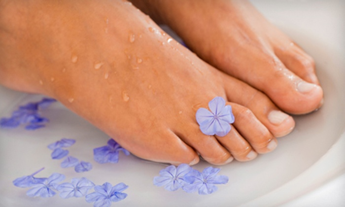 Dr. Raymond M. Maimone - Fairview: Laser Toenail-Fungus Removal for One or Two Feet from Dr. Raymond M. Maimone (75% Off)