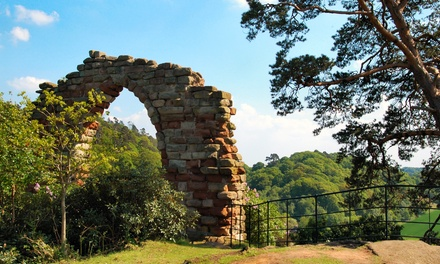 Hawkstone Park Follies Adventure: Family Entry for Two Adults and Up to Four Children