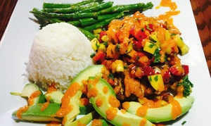 Essex Street Grille: Dinner for Two or Four at Essex Street Grille (Up to 39% Off). Four Options Available.