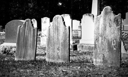 Ghost Tour for Two or Four from The Savannah Walks (Up to 54% Off)