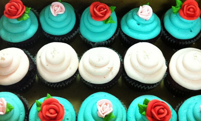 C. Marie's Sweets - Colleyville: $12 for One Dozen Cupcakes at C. Marie's Sweets ($24 Value)