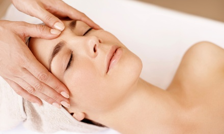 Custom or Signature Facial, Face-Lift, or Spa Package at Renew Wellness Center (Up to 49% Off)