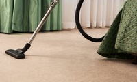 Home Carpet Cleaning Package for Two ($59), Four ($79) or Five Bedrooms ($89) with Carpet Shampoo (Up to $214 Value)