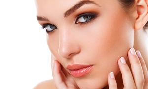 Vivaderme: Permanent Makeup Applied to 1 or 2 Areas of Your Choice from Eyes, Eyebrows or Lips at Vivaderme (84% Off)